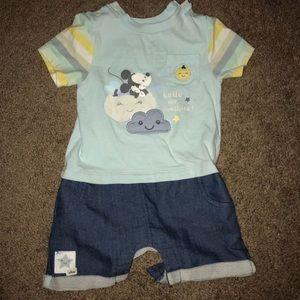 Disney onesie
